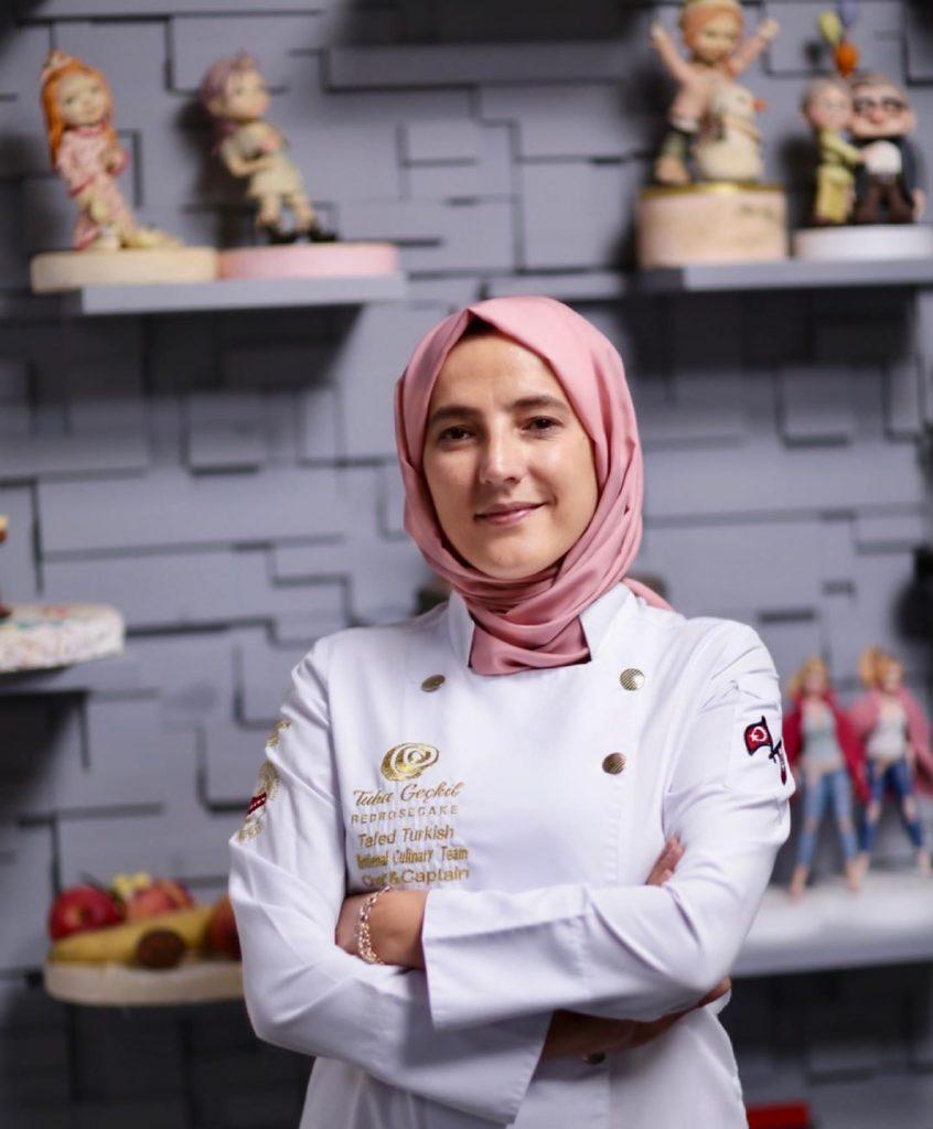 #1 | Реалистичные торты от турецкой кулинарной художницы | Zestradar