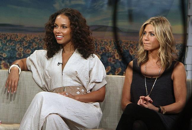 Alicia Keys   8 of Jennifer Aniston's Most Amazing Celebrity Friends   Zestradar
