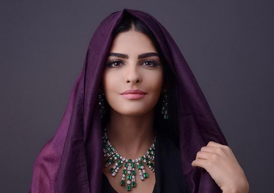 Принцесса Амира Аль-Тавил, Саудовская Аравия | Самые красивые принцессы и королевы современного мира | Zestradar
