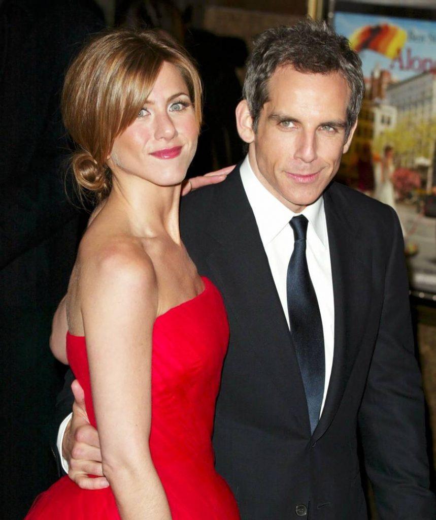 Ben Stiller   8 of Jennifer Aniston's Most Amazing Celebrity Friends   Zestradar