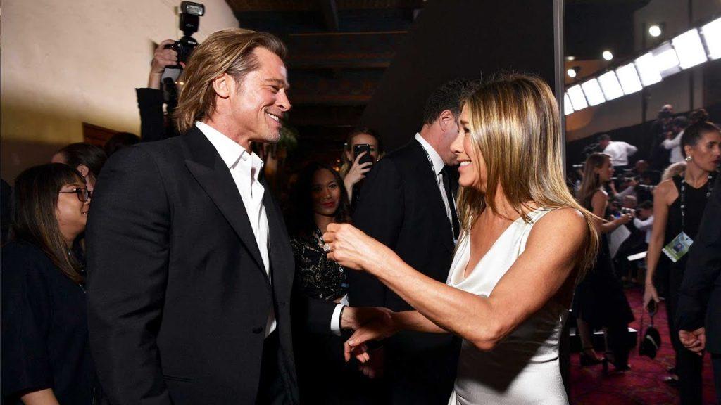Brad Pitt   8 of Jennifer Aniston's Most Amazing Celebrity Friends   Zestradar