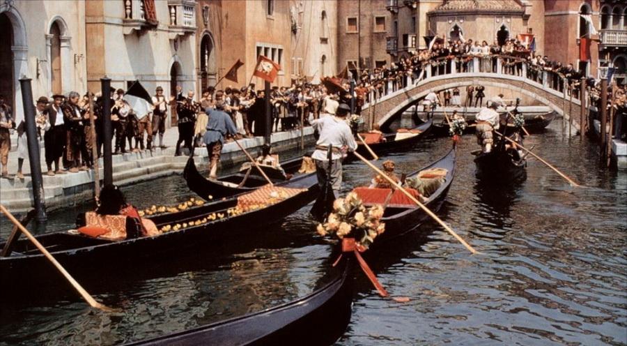 «Честная куртизанка», 1998 | 6 самых красивых фильмов, снятых в Венеции | Zestardar
