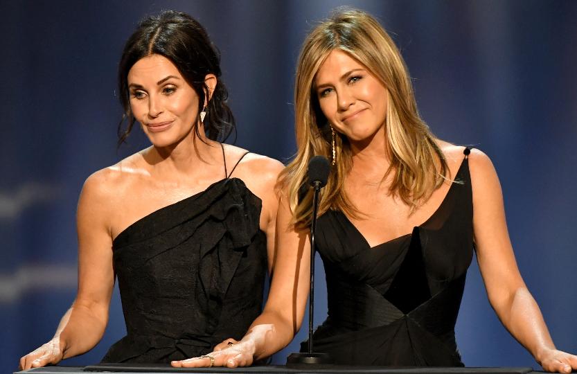 Courteney Cox   8 of Jennifer Aniston's Most Amazing Celebrity Friends   Zestradar