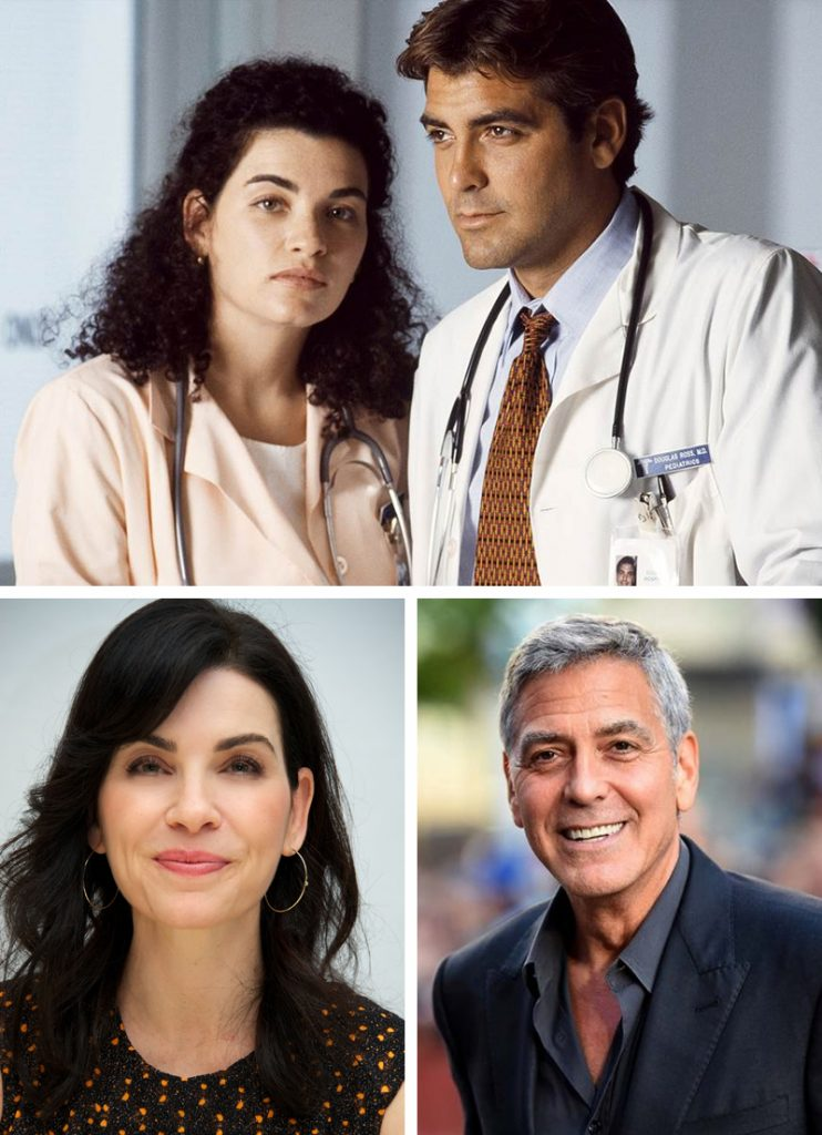 Doug Ross and Carol Hathaway (ER) | Here's What Our Favourite 9 TV Couples Look Like Now | Zestradar