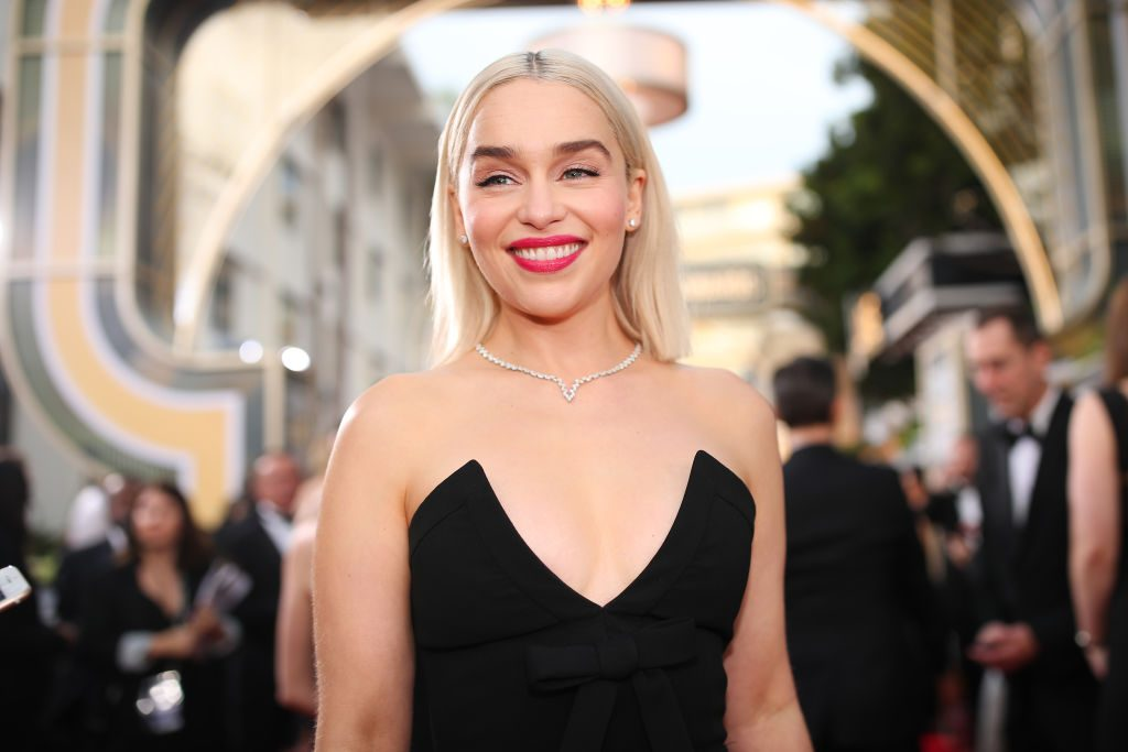 She gets starstruck | 8 Awesome Things You Didn't Know About Emilia Clarke | Zestradar
