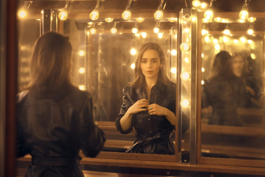 She wanted to become an actress since she was four | 8 Awesome Things You Didn't Know About Emilia Clarke | Zestradar