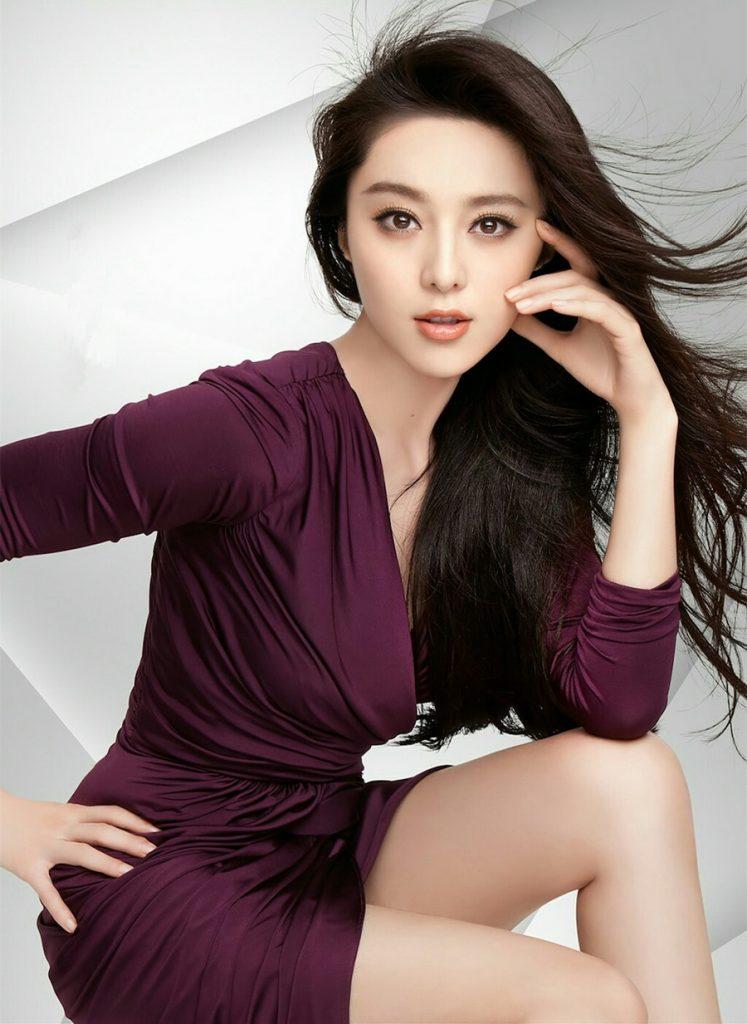 Фань Бинбин | 8 самых красивых азиатских актрис | Zestradar