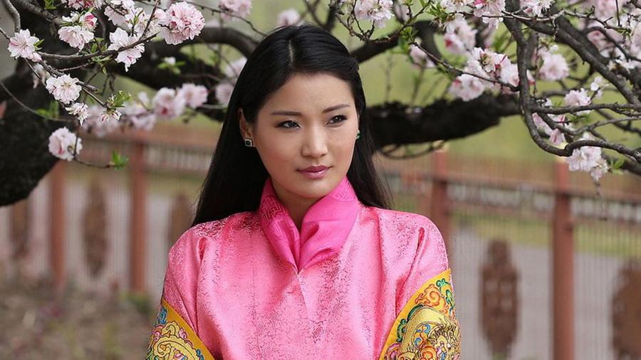 Королева Джецун Пема, Бутан | Самые красивые принцессы и королевы современного мира | Zestradar