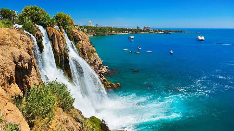 Курорт Анталия, Турция | Топ-10 лучших курортов Турции и Египта | Zestradar