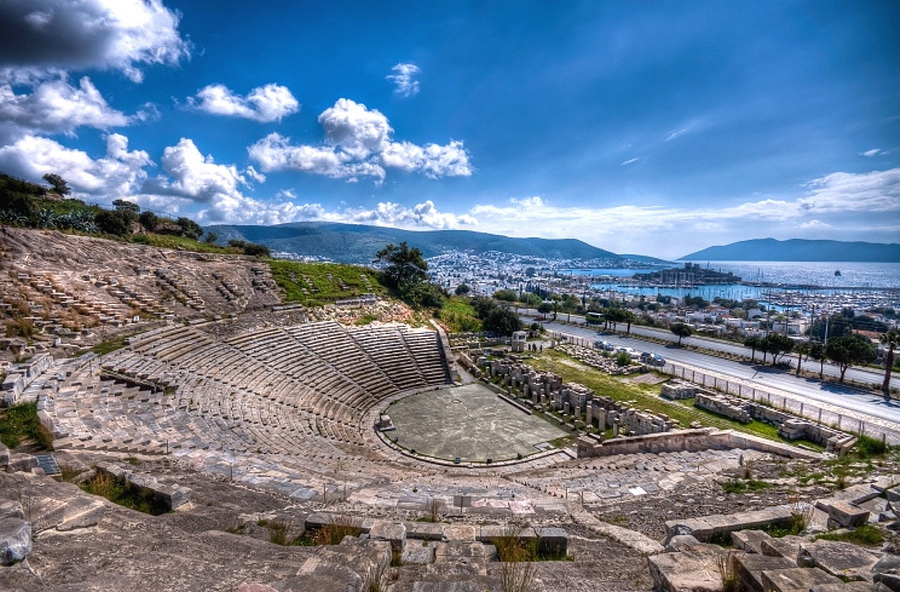 Курорт Бодрум, Турция | Топ-10 лучших курортов Турции и Египта | Zestradar