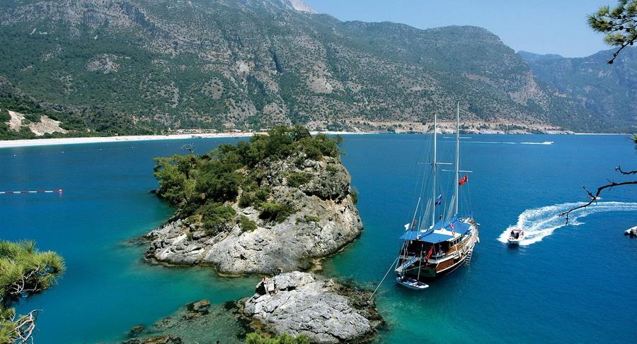 Курорт Фетхие, Турция | Топ-10 лучших курортов Турции и Египта | Zestradar