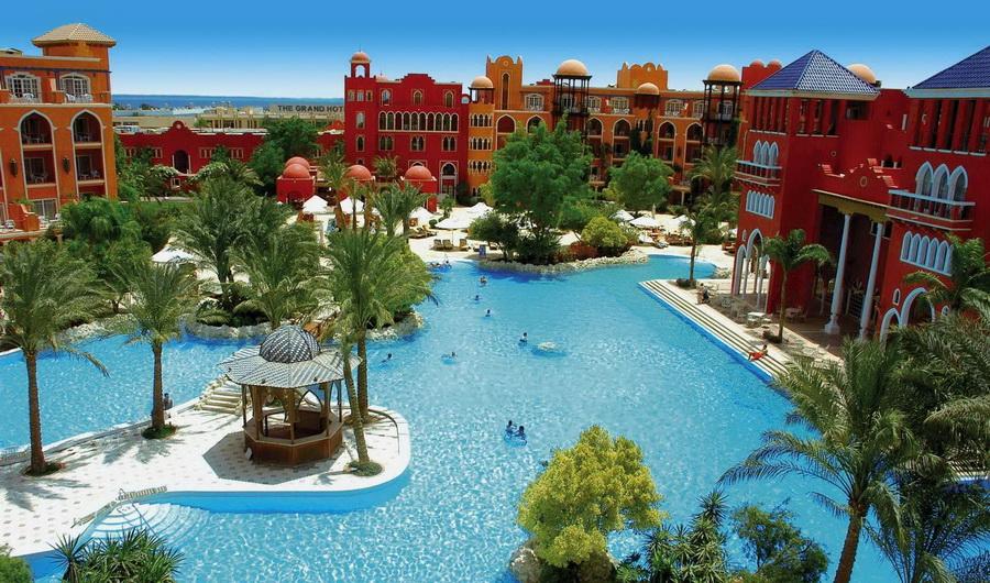 Курорт Хургада, Египет | Топ-10 лучших курортов Турции и Египта | Zestradar