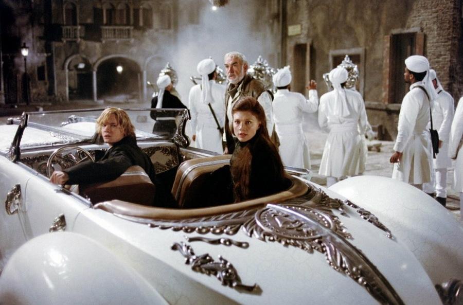 «Лига выдающихся джентльменов», 2003 | 6 самых красивых фильмов, снятых в Венеции | Zestardar