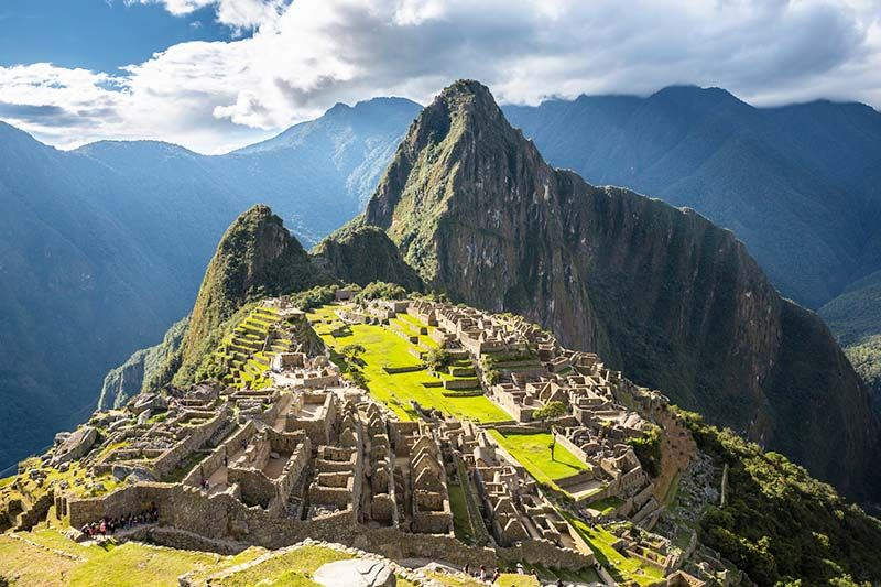 It wasn't all that lost | 7 Facts That Prove Machu Picchu is One of the Biggest Wonders on Earth | Zestradar