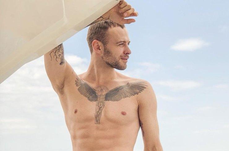 Татуировки  | 9 интересных фактов о Максе Барских | Zestradar