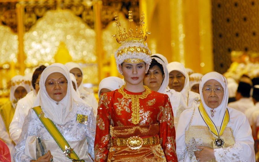 Принцесса Сара, Бруней | Самые красивые принцессы и королевы современного мира | Zestradar