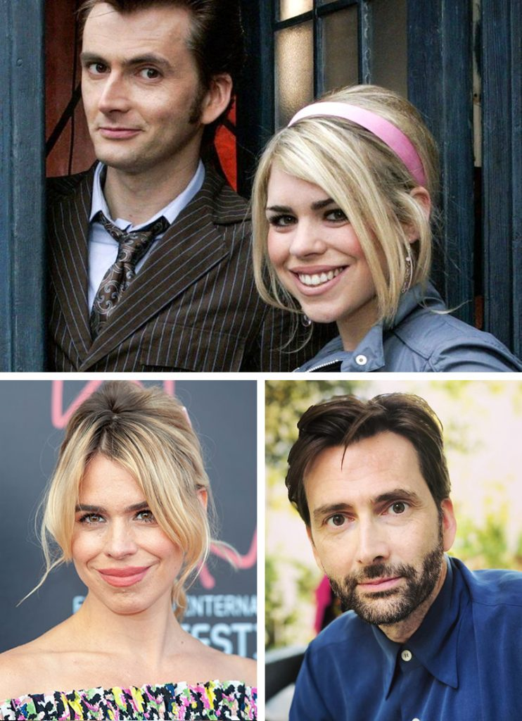 Rose and the Doctor (Doctor Who) | Here's What Our Favourite 9 TV Couples Look Like Now | Zestradar