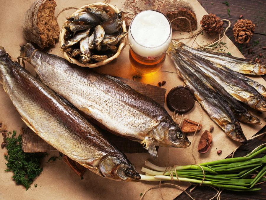 Сушеная рыба | 12 продуктов, которые едят только в  постсоветских странах | Zestradar
