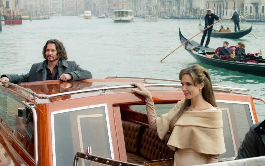 «Турист» 2010 | 6 самых красивых фильмов, снятых в Венеции | Zestardar