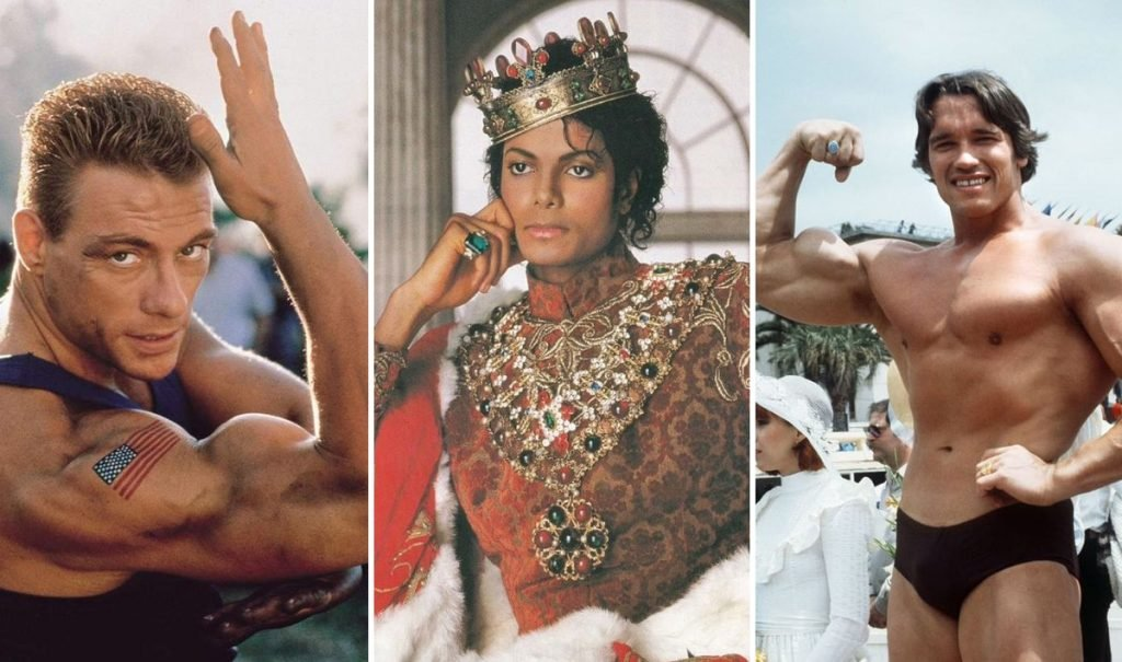 1980s | From 50s Till Now: How Male Beauty Changed Over Time | Zestradar