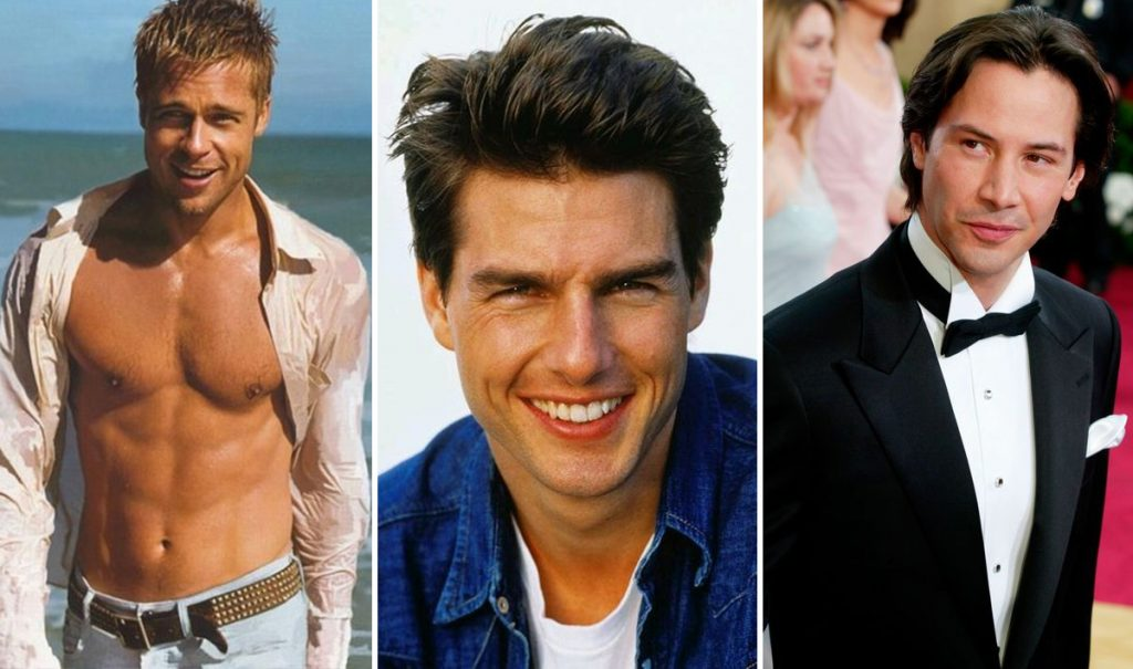 1990s | From 50s Till Now: How Male Beauty Changed Over Time | Zestradar