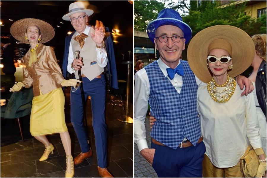 #9 | Elderly German Couple Whose Fashion Style Is Pure Fire | Zestradar