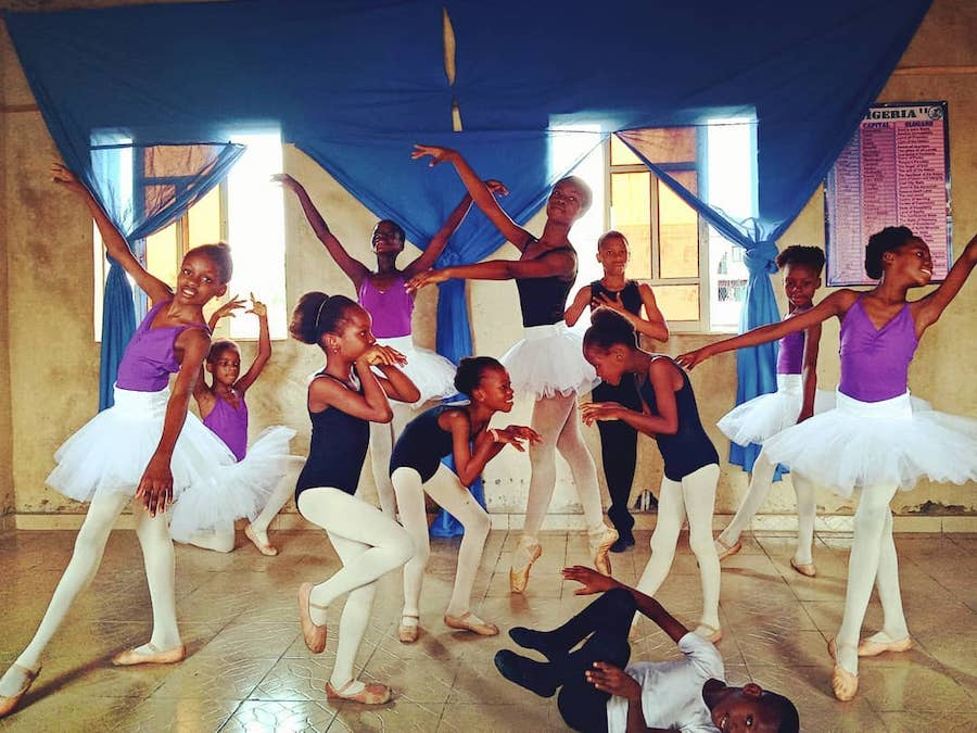 #7 | Nigerian Boy Dancing In The Rain Gets Him An American Ballet Scholarship | Zestradar