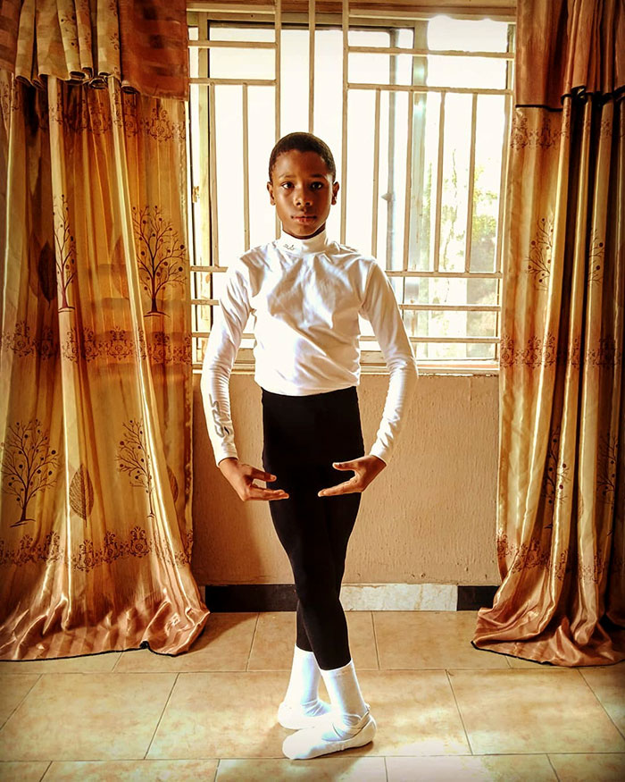 #8 | Nigerian Boy Dancing In The Rain Gets Him An American Ballet Scholarship | Zestradar