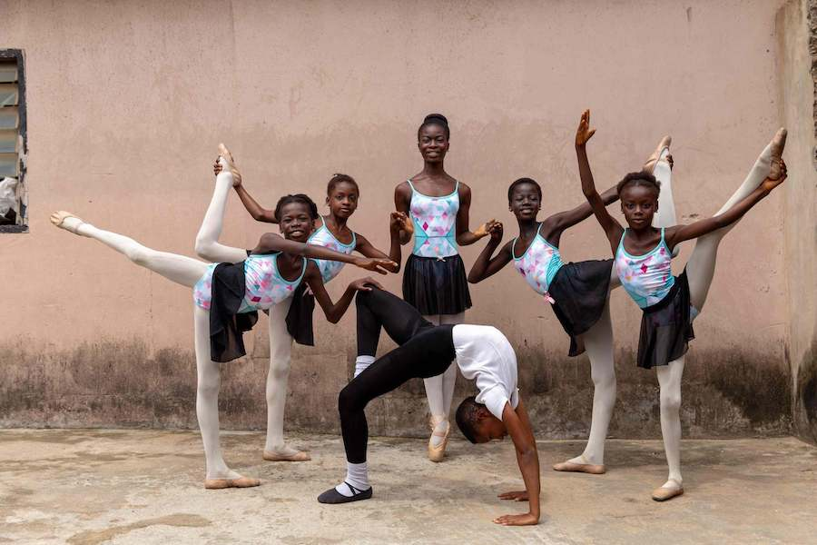 #6 | Nigerian Boy Dancing In The Rain Gets Him An American Ballet Scholarship | Zestradar