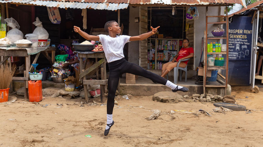 Nigerian Boy Dancing In The Rain Gets Him An American Ballet Scholarship | Zestradar