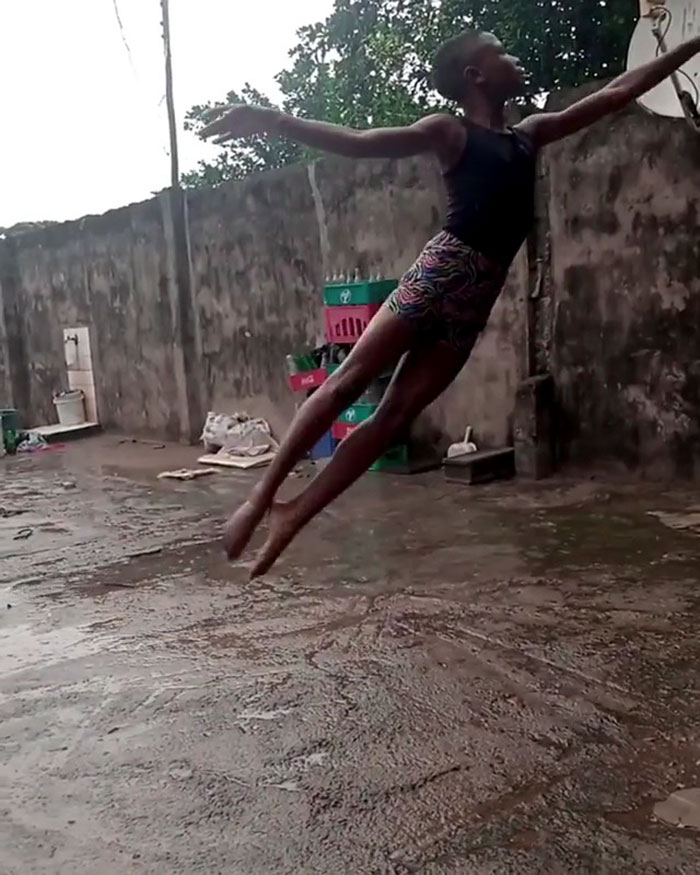 #4 | Nigerian Boy Dancing In The Rain Gets Him An American Ballet Scholarship | Zestradar