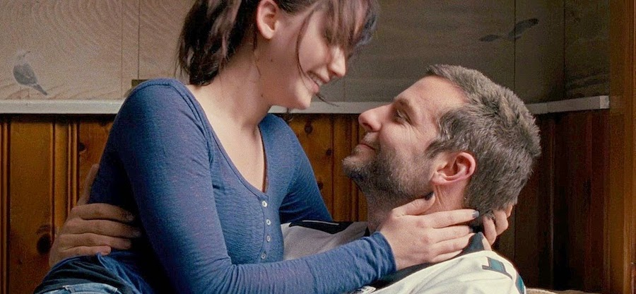 Silver Linings Playbook | The Most Awkward Kissing Scenes | Zestradar