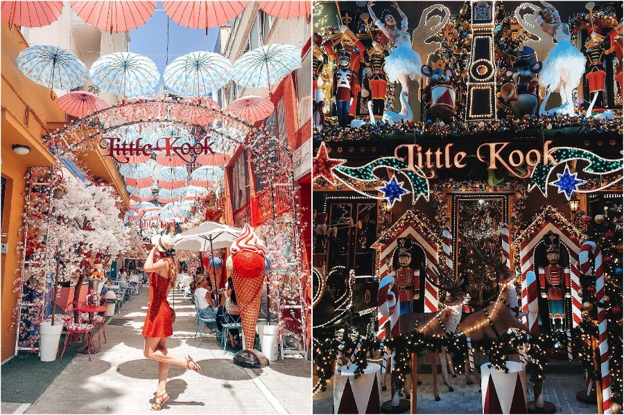 Little Kook, Athens | The 8 Most Beautiful Cafes In Greece | Zestradar