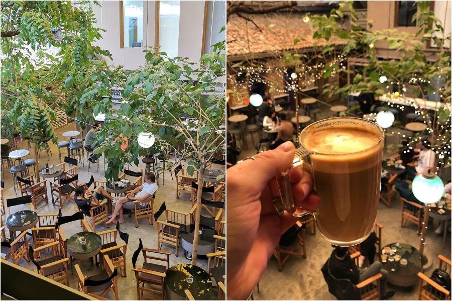 TAF (The Art Foundation), Athens | The 8 Most Beautiful Cafes In Greece | Zestradar