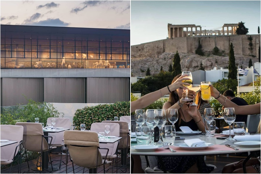 Point A, Athens | The 8 Most Beautiful Cafes In Greece | Zestradar