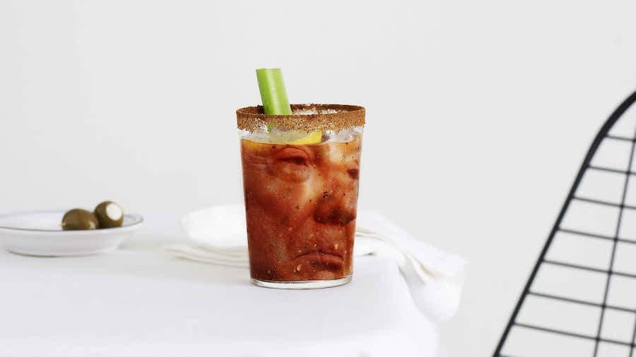 Bloody Caesar | Trump As America's Favourite Breakfast | Zestradar