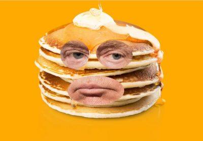 Trump As America's Favourite Breakfast | Zestradar