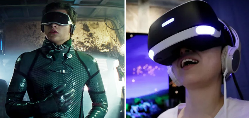 VR | 10 Fictional Scientific Inventions That Went From Screen to Real Life | Zestradar