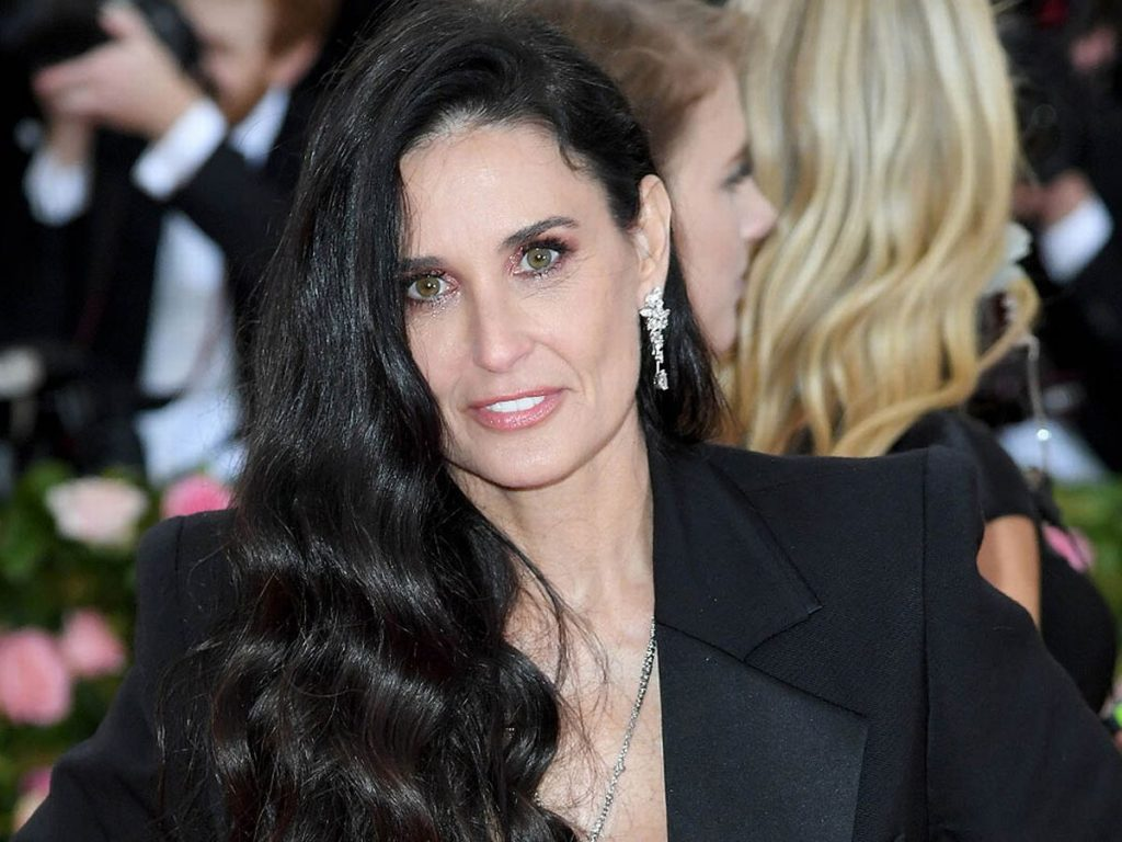 5. Demi Moore | You Won't Believe How Many Times These Stars Have Been Married | Brain Berries