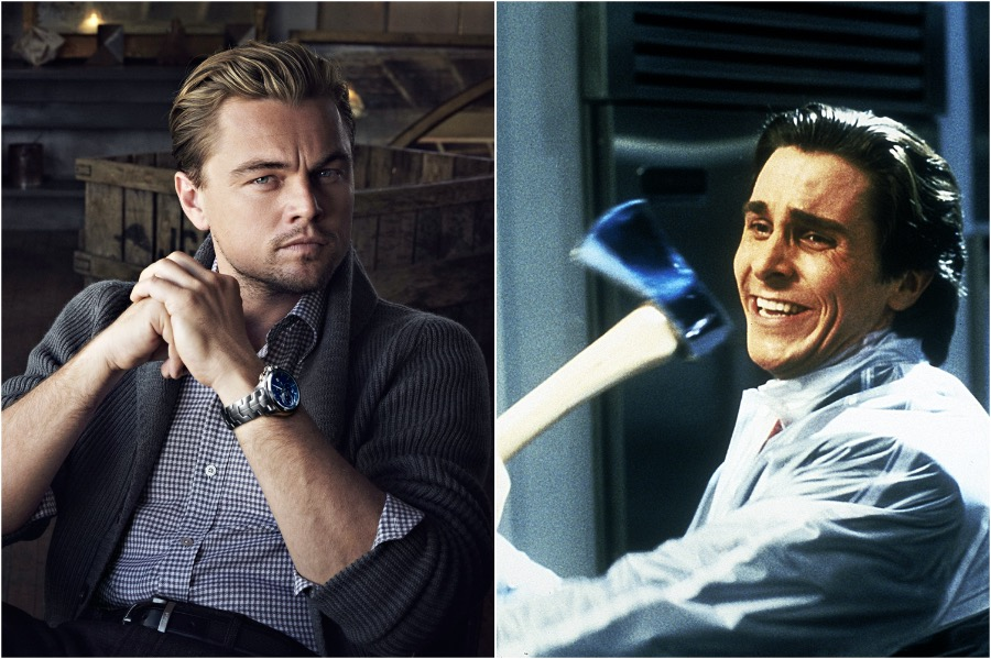 American Psycho, Christian Bale - Leonardo Dicaprio | You Won't Believe The Famous Actors That Were Recast | Zestradar