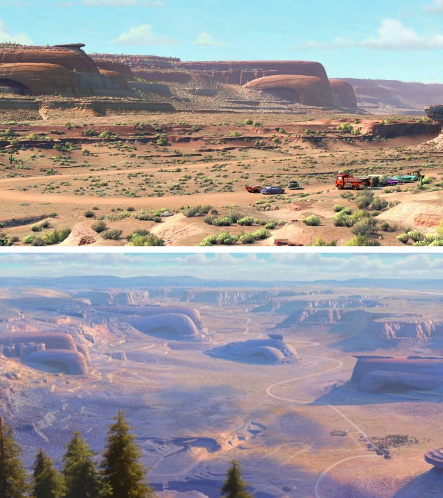 Cars | 12 Really Cool Details in Pixar Movies No One Spotted Until Now | Zestradar