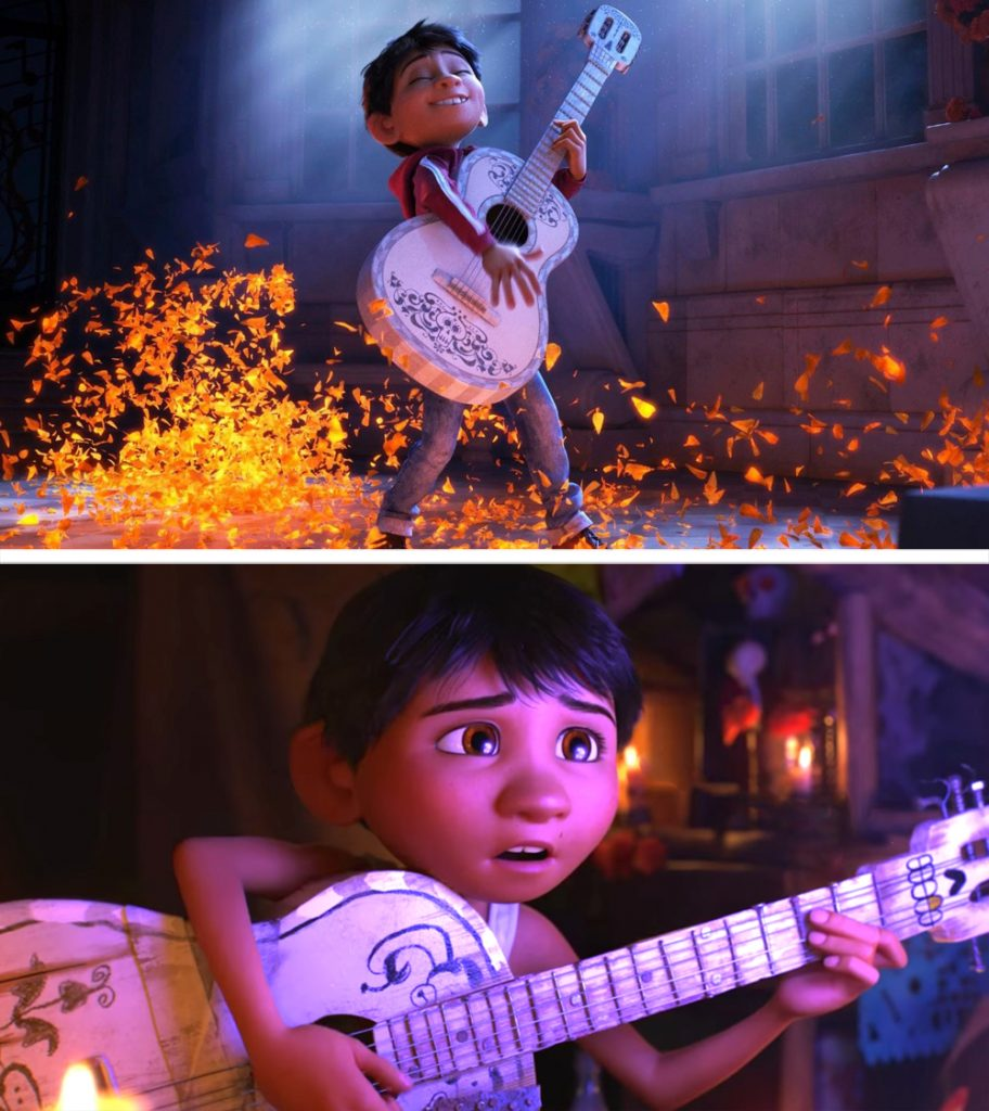Coco | 12 Really Cool Details in Pixar Movies No One Spotted Until Now | Zestradar