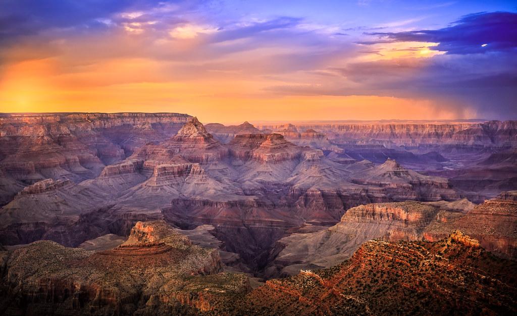 Grand Canyon (USA) | 10 of the World's Best Sunset Spots | Zestradar