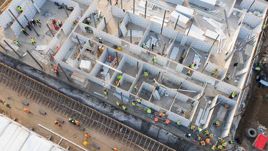 Строительство  | 7 фактов, доказывающих, что Китай по уровню развития обогнала всех на пару веков | Zestradar