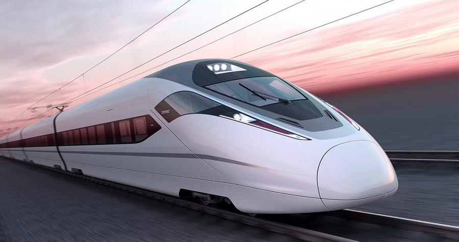 Скоростные поезда | 7 фактов, доказывающих, что Китай по уровню развития обогнала всех на пару веков | Zestradar