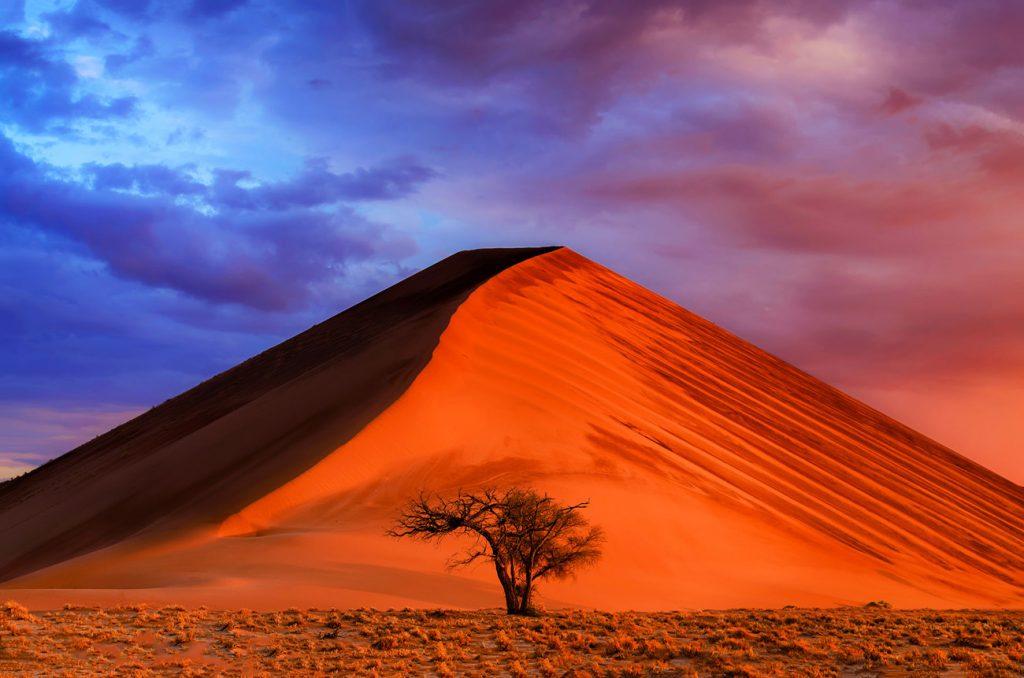 Namib-Naukluft National Park (Namibia) | 10 of the World's Best Sunset Spots | Zestradar