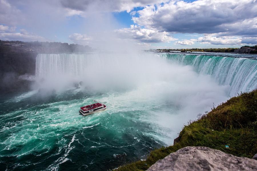 Ниагарский водопад | Самые удивительные водопады планеты | Zestradar