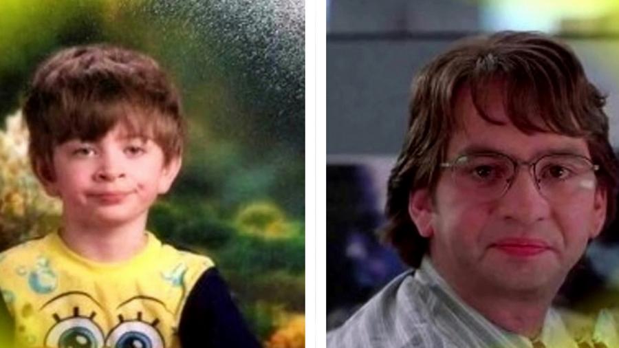 «Мальчик в пижаме со Спанч Бобом» | Как изменились наши любимые персонажи мемов? | Zestradar
