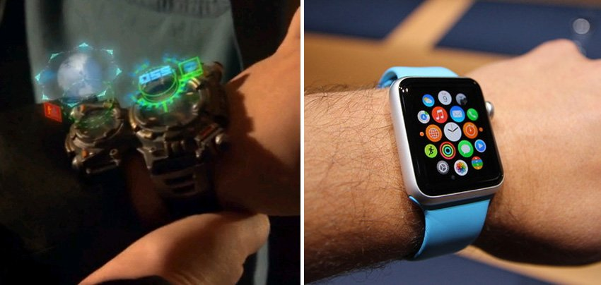 Smart Watches | 10 Fictional Scientific Inventions That Went From Screen to Real Life | Zestradar