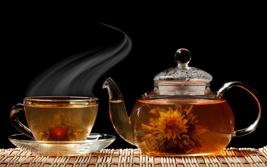 Связанный чай | Самые необычные чаи | Zestradar